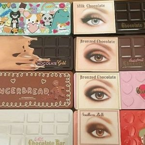TooFaced Palettes